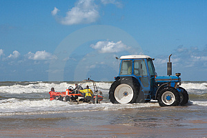Rescue At Sea Stock Images - Image: 2903594