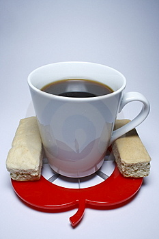 Coffee And Rusks Stock Image - Image: 2903911