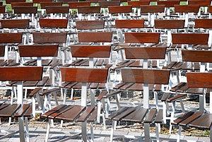 Empty Seats Royalty Free Stock Image - Image: 2904966