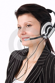 The Operator Stock Image - Image: 2912001
