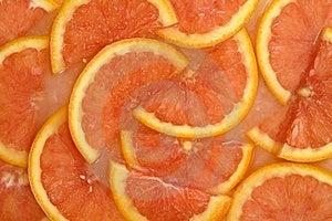 Frozen Oranges Royalty Free Stock Photo - Image: 2924735