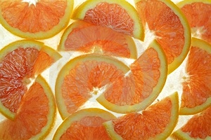Frozen Oranges Stock Photos - Image: 2924753