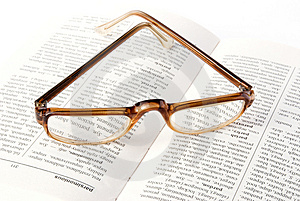 Spectacles Free Stock Image