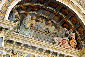 Religious Architectural Detail Stock Photos - Image: 2947573