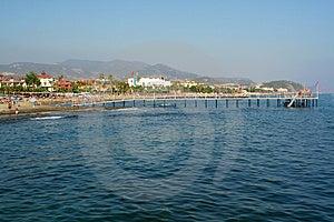 Centro Turístico Del Disfrute Imagen de archivo - Imagen: 2951171