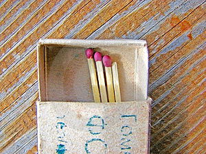 Matches Royalty Free Stock Photo - Image: 2957915