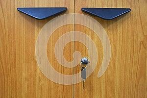 Key. stock photo. Image of device, close, duty, insurance - 29587844