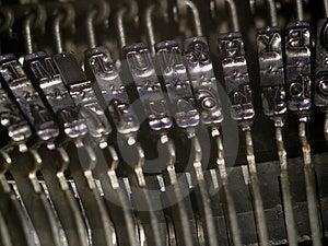 Typewriter Stock Photos - Image: 2964993