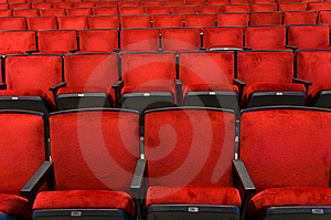 Concert Hall Seating Stock Images - Image: 2969074