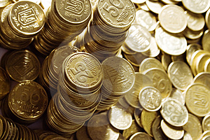 Coins Stock Photo - Image: 2972200
