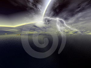 Lightning Stock Images