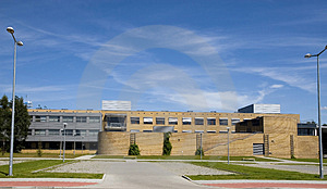 Modern Building Stock Images - Image: 2972984