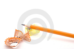 Sharpened Pencil Royalty Free Stock Images - Image: 2974479