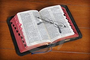 The Good Book Stock Photos