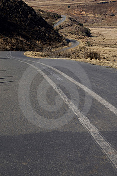 Winding Road Stock Photos - Image: 2977213