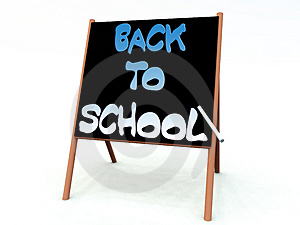 Back To School 8 Stock Photography