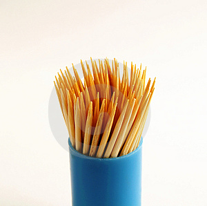Toothpick Royalty Free Stock Photos - Image: 2985518