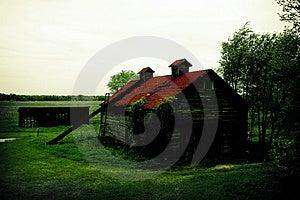 Decrepit Barn Royalty Free Stock Image - Image: 2985586