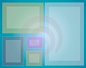 Abstract Rectangles Pattern 2 Royalty Free Stock Images - Image: 2996189