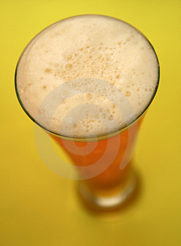 Beer time... Free Stock Photography
