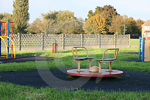 Roundabout Stock Photos - Image: 31613