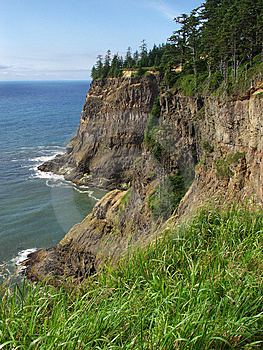 Oregon Coast - Cape Meares Free Stock Photos