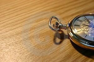 Pocket Watch Iv Free Stock Image