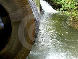 Waterwheel Stock Image - Image: 32181