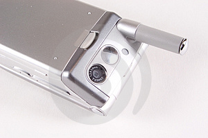Camera Phone Close Up Stock Images