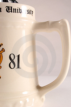 Mug Detail Royalty Free Stock Images - Image: 32889