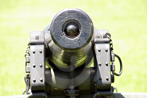 Canon Ball Stock Images - Image: 34234