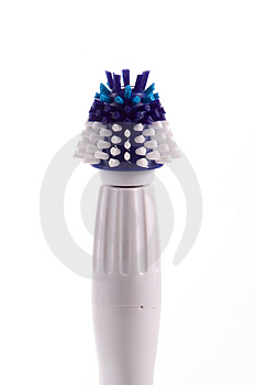 Battery Operated Scrubber Royalty Free Stock Images - Image: 34279