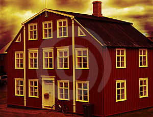 Old House Royalty Free Stock Image - Image: 34376
