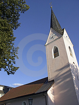 Austrian Church Stock Images