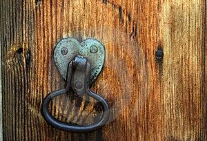 Drzwiowy narzędzia Zdjęcie Stock