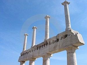 Pompeia Imagens de Stock