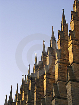 Lancing College 1 Royalty Free Stock Image - Image: 39286