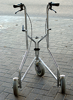 Walking Aid Stock Images - Image: 300974