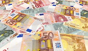European Currency Stock Photo - Image: 3003630