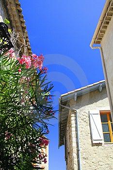 Mediterranean Façades Royalty Free Stock Image - Image: 3008466