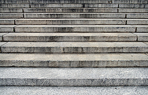 Large Stone Steps Royalty Free Stock Photo - Image: 3021345