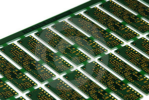 Printed Circuit Board Stock Images - Image: 3030054