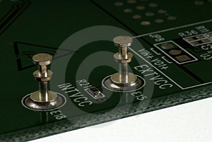 Printed Circuit Board Stock Photos - Image: 3030333