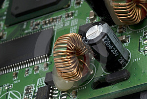 Printed Circuit Board Stock Photos - Image: 3030463