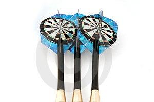 Darts Stock Photography - Image: 3031192