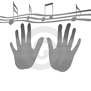 Spooky Music Royalty Free Stock Photo - Image: 3031425