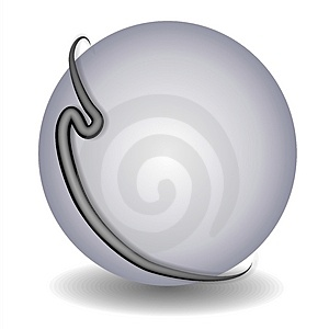 Globe Circle Web Site Logo 3 Stock Photo - Image: 3033750
