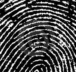 FingerPrint Crop 3 Stock Photos