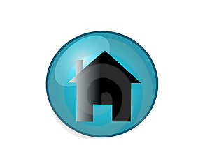 Home Icon Stock Image
