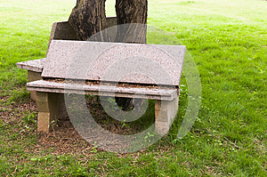 Stone  Chair Royalty Free Stock Photo - Image: 30399445